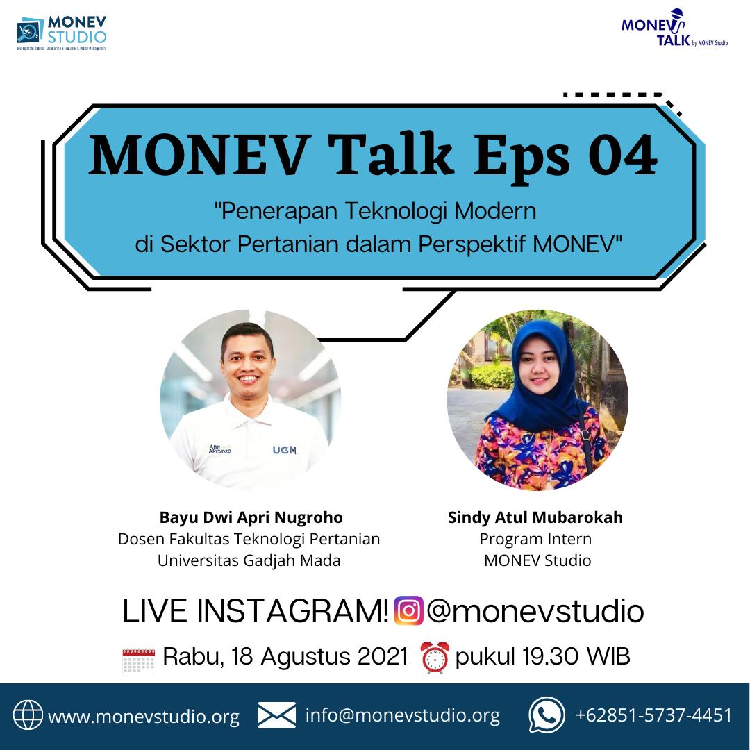MONEV Talk Episode 4