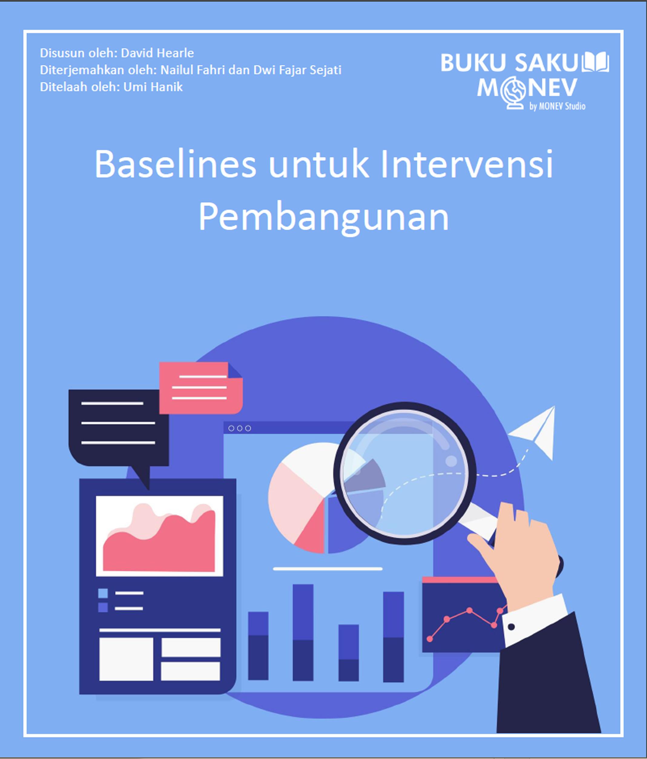 Buku Saku 6   Baseline untuk Intervensi Pembangunan