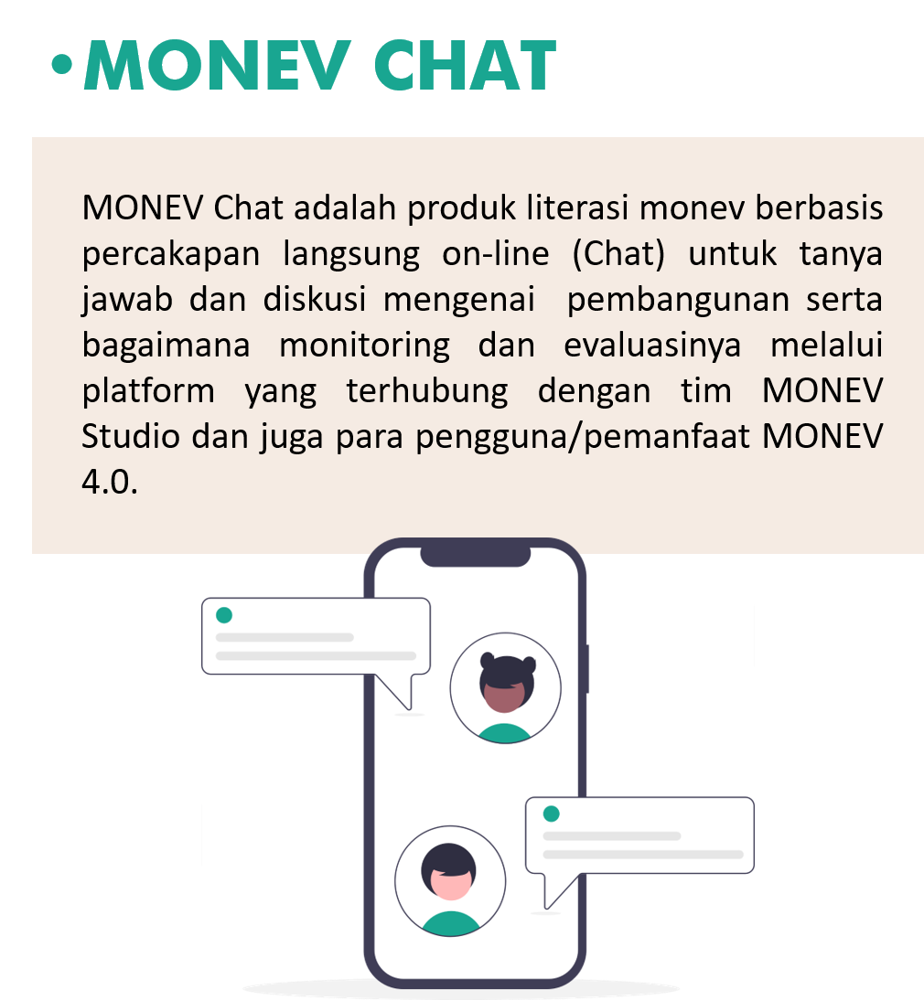 MONEV Chat1